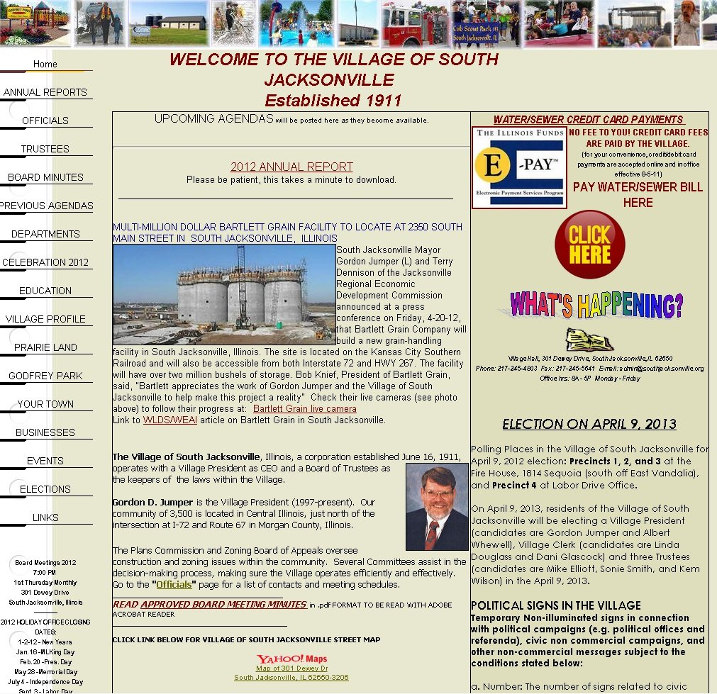 SouthJacksonville-old-homepage-march-2013